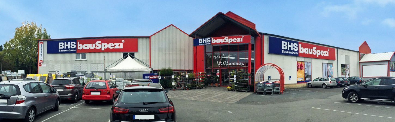 BHS Baustoffe - bauSpezi Sehnde