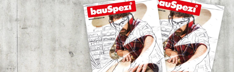 bauSpezi Baumarkt Katalog